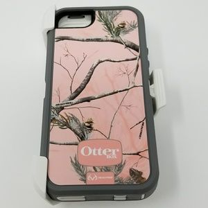 OtterBox Defender Camo Pink for iPhone 5/5s/SE